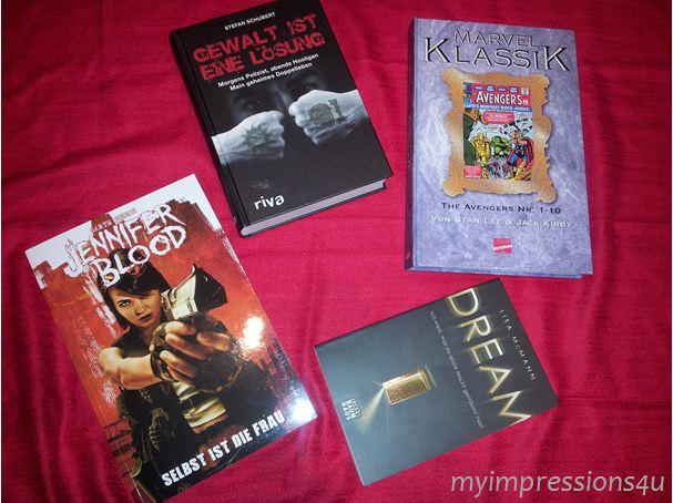 Bücher und Comics