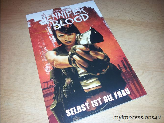 Jennifer Blood Cover