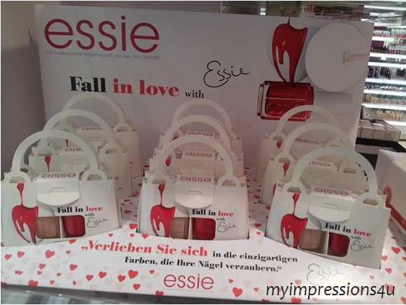 Fall in love with Essie