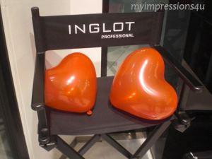 Inglot Ein Herz für Blogger