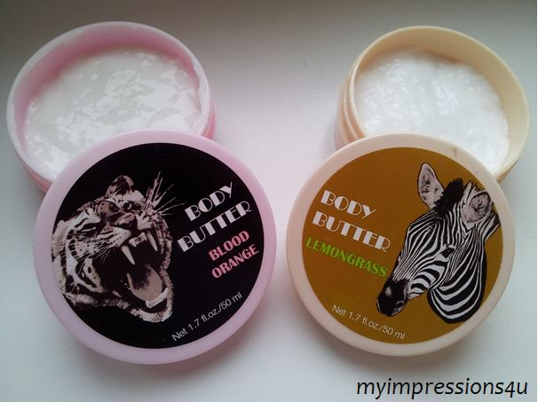 Body Butter H&M
