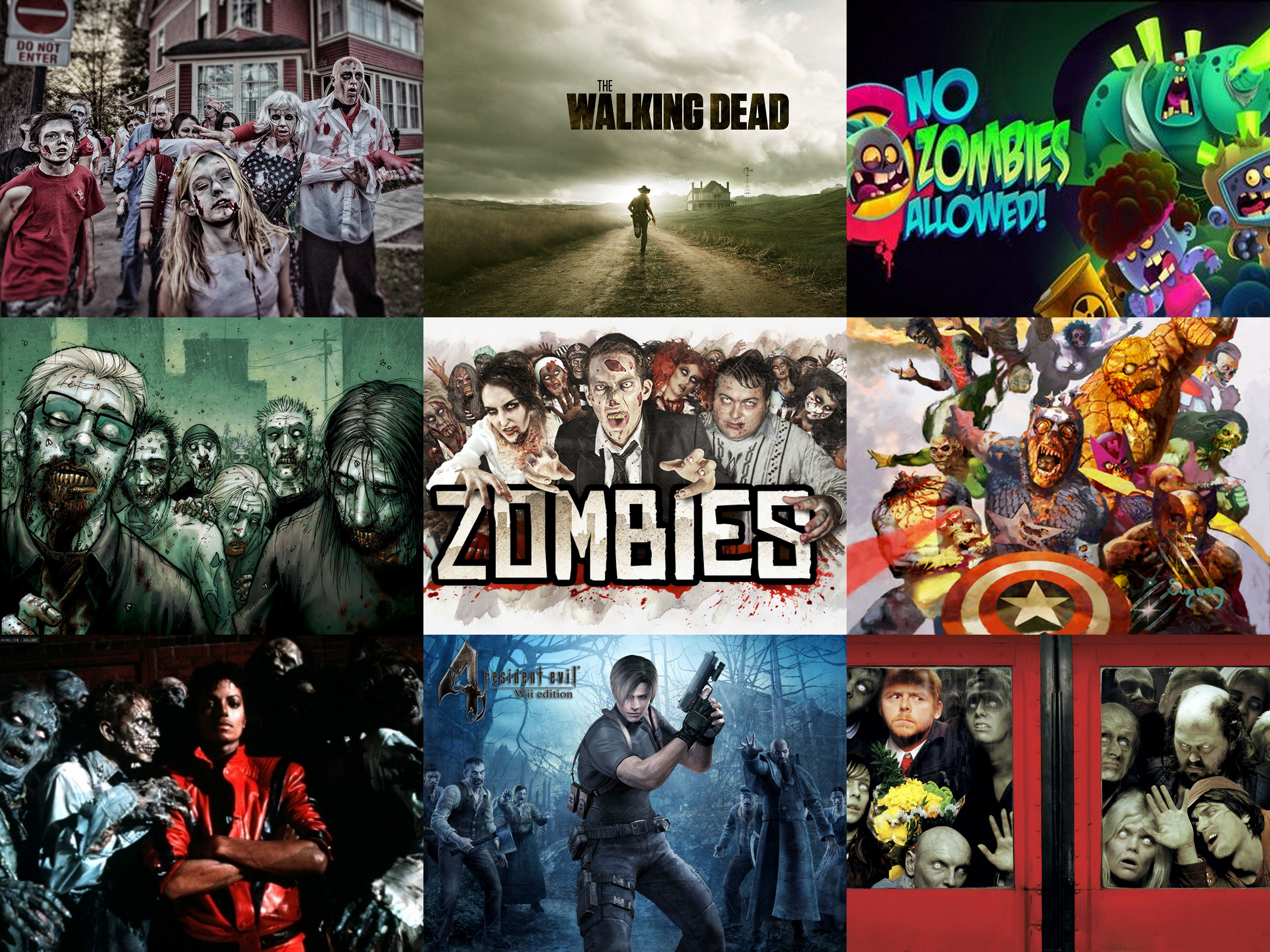 Zombie Bilder