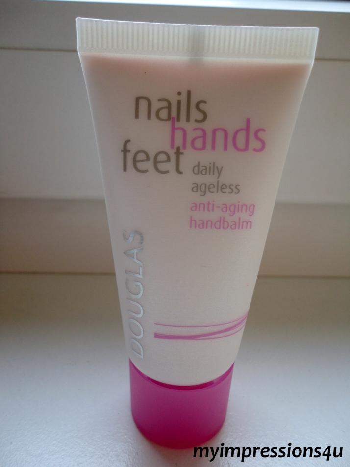 Douglas hands nails feet