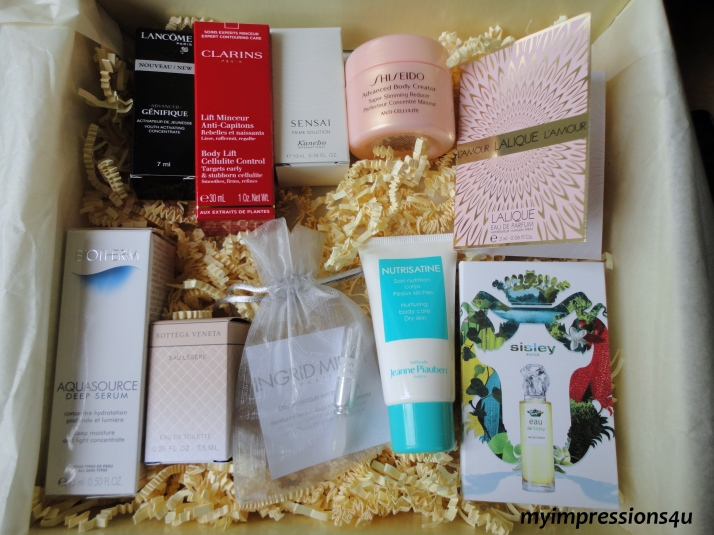 Beautesse Beauty Box - Edition Mai
