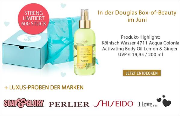 Douglas Box Juni