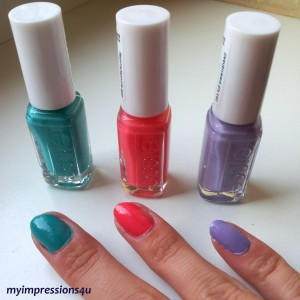 Essie Summer 2013 Collection 3