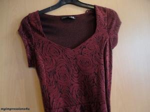 Kleid 2 - Detail