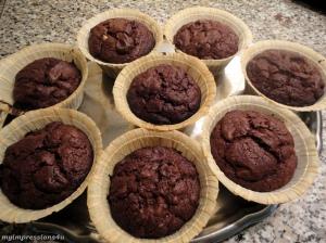 Schokocupcakes 3