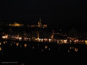 Zürich bei Nacht 4