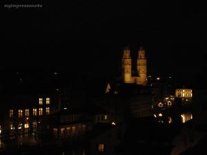 Zürich bei Nacht 5