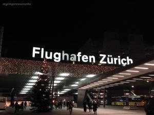 Zürich bei Nacht 7