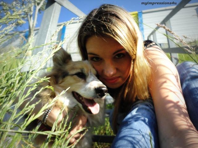Cindy & ich - Selfie