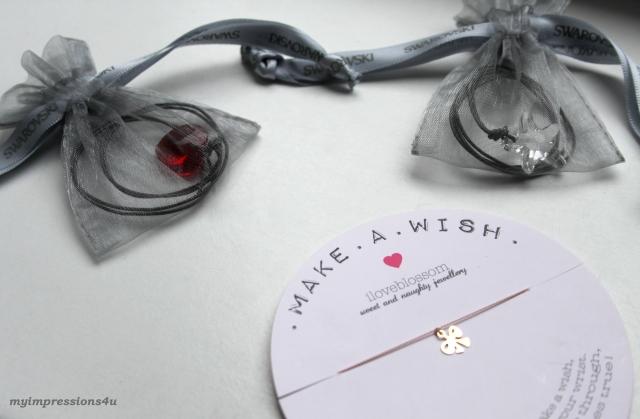 Swarowski & Iloveblossom