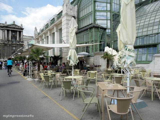 Palmenhaus Schanigarten