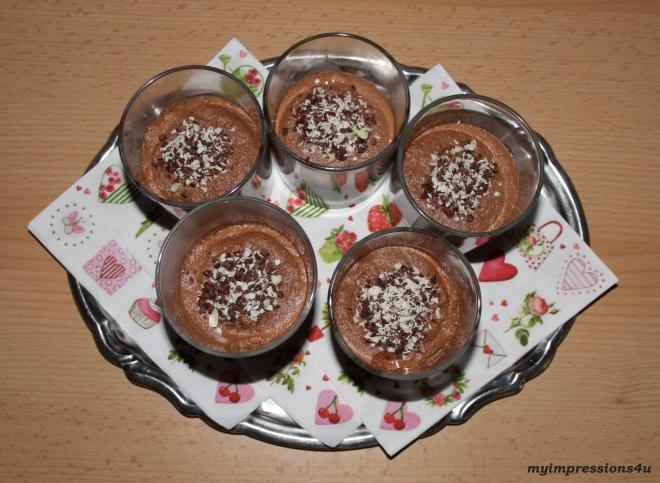 Espresso – Mousse au chocolat
