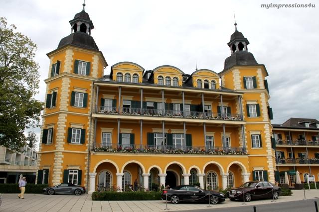 Schlosshotel am Wörthersee