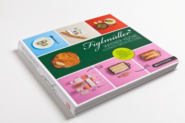 Figlmüller Kochbuch - Kochen nach Bildern - Cover