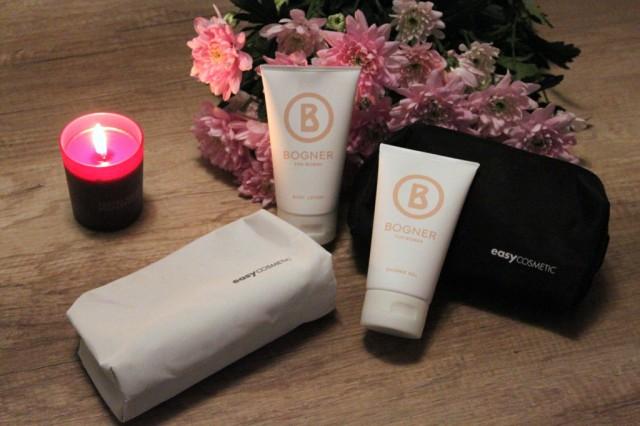 easyCosmetic Kosmetiktäschchen mit Bogner Duschgel und Bodylotion_myimpressions3u