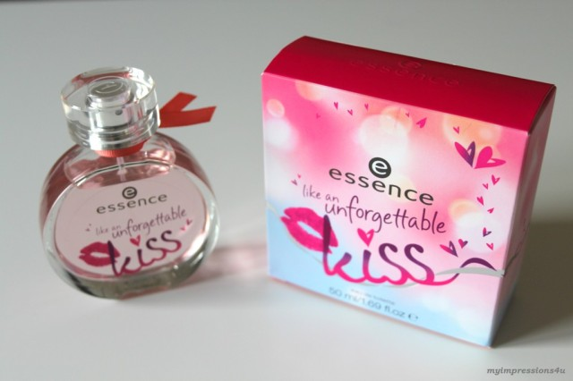 Essence like an unforgettable kiss Parfum_myimpressions4u