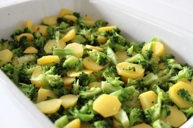 Brokkoli Kartoffel Auflauf mit Käse 2_myimpressions4u