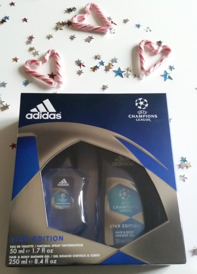 Österreichs Blogger Adventkalender_Gewinnspiel_adidas Champions League Star Edition Geschenkset_myimpressions4u
