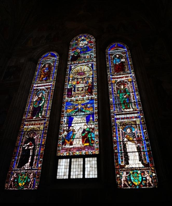 Basilika Santa Maria Novella Fenster_myimpressions4u