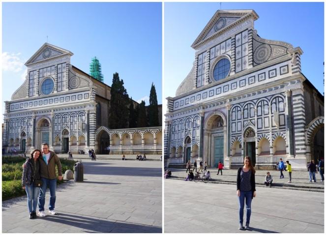 Basilika Santa Maria Novella von außen_myimpressions4u