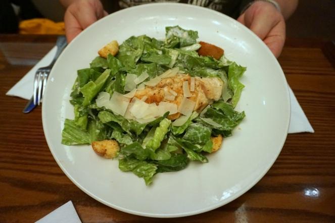 Hard Rock Cafe Firenze_Ceasar Salad_myimpressions4u