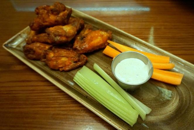 Hard Rock Cafe Firenze_Chicken Wings_myimpressions4u