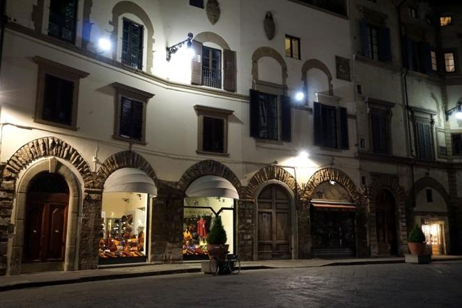 Piazza del Duomo_Straße Florenz_myimpressions4u