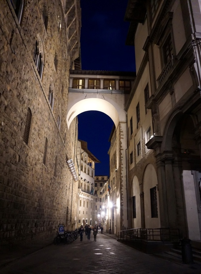 Straße Florenz myimpressions4u