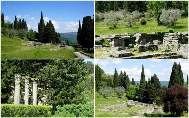 Area archeologica di Fiesole 1_Florenz_myimpressions4u