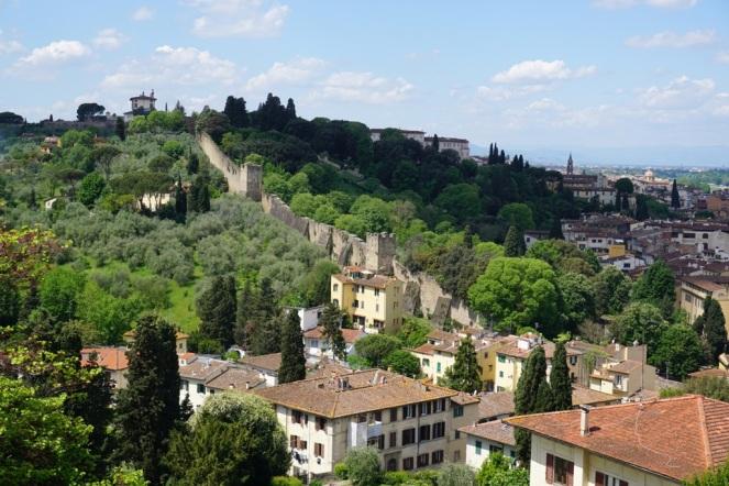 Aussicht Piazzale Michelangelo 1_Florenz_myimpressions4u