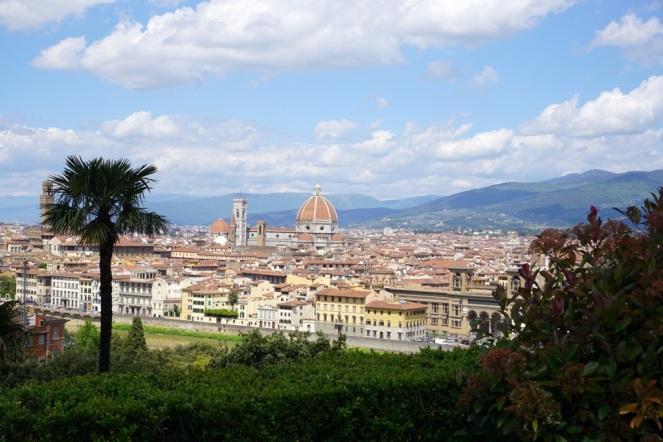 Aussicht Piazzale Michelangelo 2_Florenz_myimpressions4u