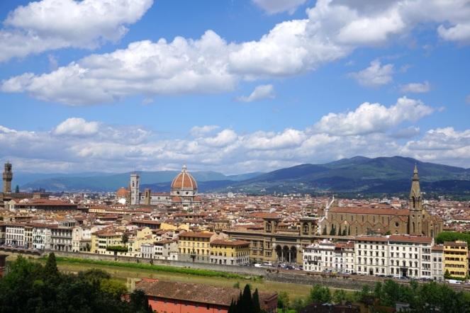 Aussicht Piazzale Michelangelo 3_Florenz_myimpressions4u