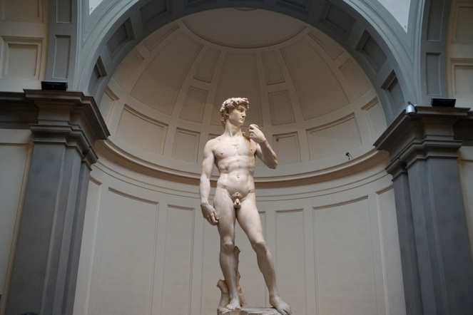 David Statue_Galleria dell'Accademia Florenz_myimpressions4u